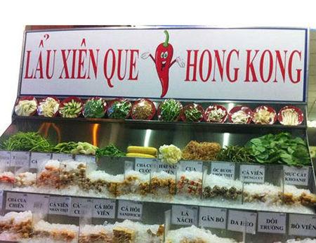 Trải nghiệm Lẩu nướng tự chọn Hồng Kông ở quận 7