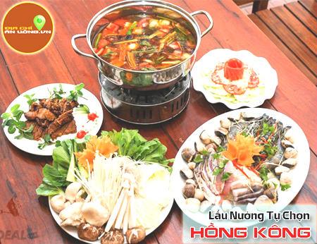 Lẩu nướng tự chọn Hồng Kông - Trải nghiệm ẩm thực lẩu nướng tự chọn quận 7