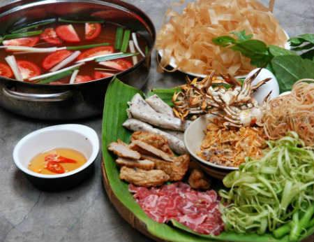 Mộc Quán – Lẩu Riêu Cua ngon ở Tân Bình - diachianuong.vn 1