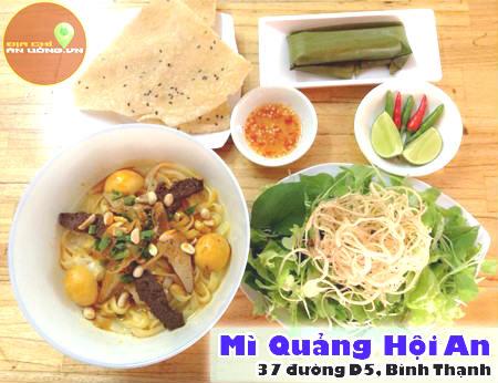 """Mì Quảng Hội An - """"Hồn"""" ẩm thực miền Trung ở lòng Sài Gòn"""