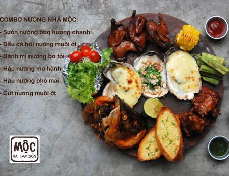Ưu đãi với món mới hấp dẫn cùng Chef Tuấn Hải