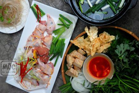 Ưu đãi với món mới hấp dẫn cùng Chef Tuấn Hải tại Mộc Quán
