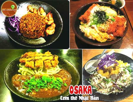 Osaka - Cơm thố Nhật Bản tại Sài Gòn
