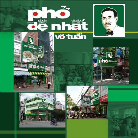 Phở Đệ Nhất Võ Tuấn – Hệ thống phở ngon ở Sài Gòn
