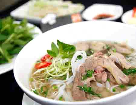 Phở Liên - đậm đà hương vị thuần Việt
