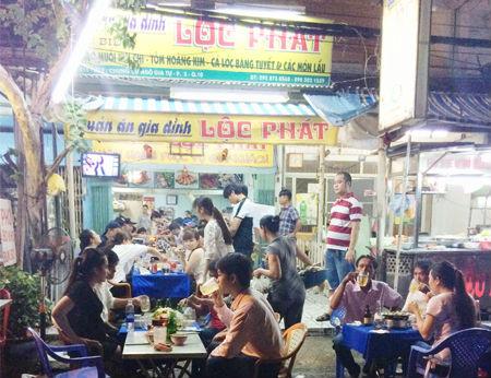 Quán ăn gia đình Lộc Phát