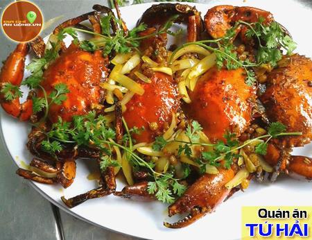 Quán Ăn Tứ Hải - Ẩm thực Hoa Việt đặc trưng tại Quận 8
