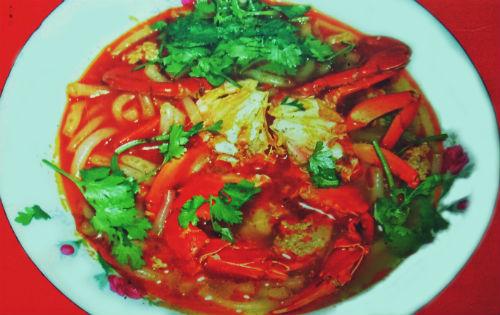 Bánh canh cua Hải Phát - Ngây ngất vị cua ngon tự nhiên