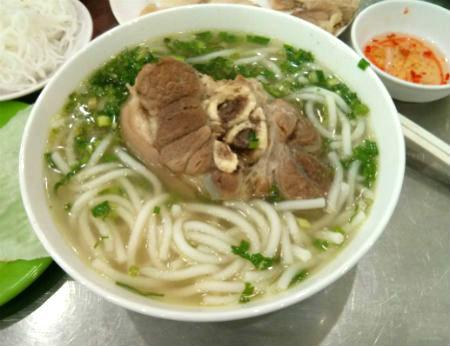 Bánh canh Thiên Di – Bánh canh trảng bàng ngon quận 1