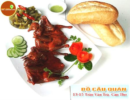 Bồ Câu Quán - Thiên đường ẩm thực bồ câu tại TP. Cần Thơ