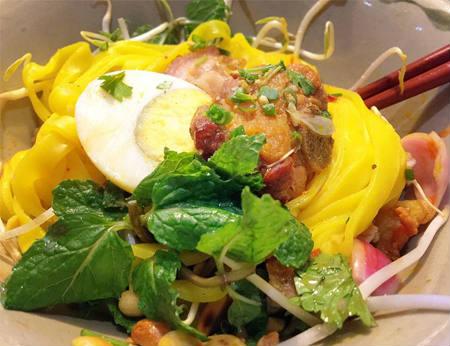 Đến quán Gì Đó, thưởng thức đặc sản ẩm thực xứ Quảng