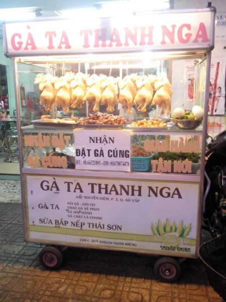 Gà ta Thanh Nga – Gỏi gà ngon quận 5 - Diachianuong.vn