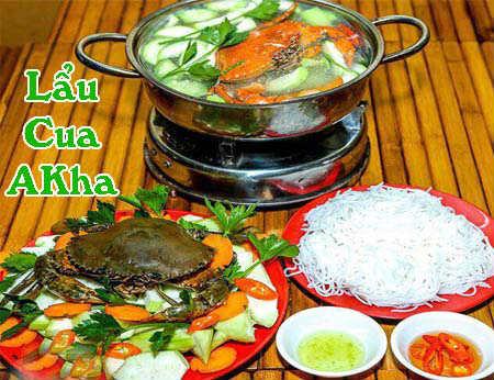 Lẩu cua Akha - Quán lẩu cua và hải sản ngon, rẻ ở quận 2