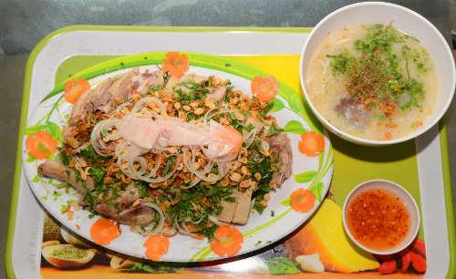 Quán Hoa Đăng - Quán ăn ngon quận 10