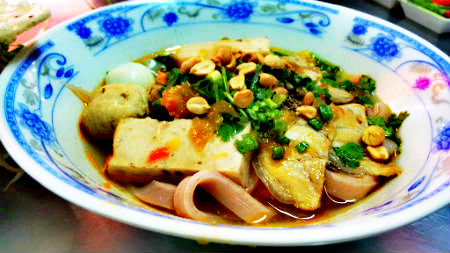 Mì Quảng 284 Lê Văn Sỹ - Mì Quảng ngon quận 3 - diachianuong.vn 1