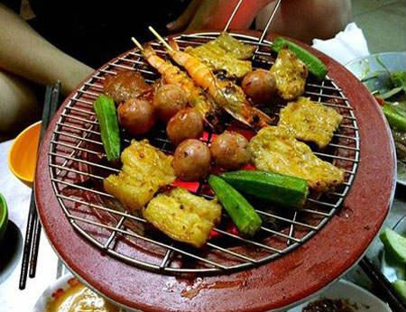 Quán nướng BBQ và Lẩu – Quán nướng & Lẩu ngon ở Tân Phú