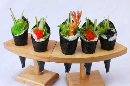 Sushi Samurai Minh Anh – Quán Sushi ngon ở quận 10 - diachianuong.vn 3
