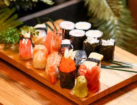 Tokyo BBQ Sushi - Địa chỉ quán sushi quận 4