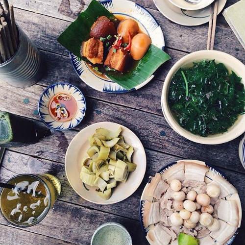 Secret Garden - Góc quê bình dị tại Sài Gòn